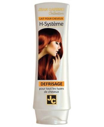 H-System Defrisage hair straightening lotion 150 ml