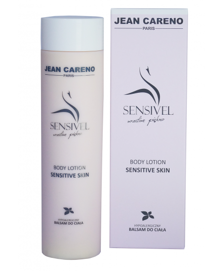 Body lotion sensitive skin 200 ml