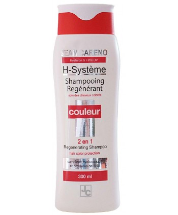 Regnerating shampoo for dyed hair – color protect. 2 in 1 300 ml