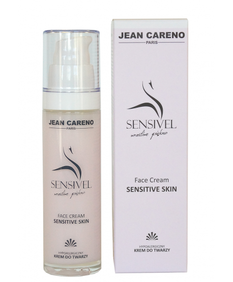 Cream face / Sensitive Skin 50 ml