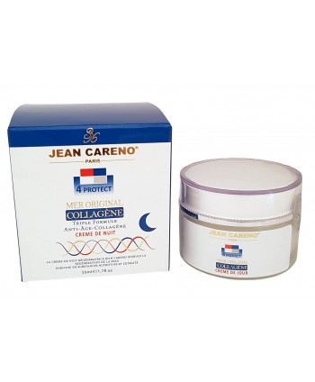 NIGHT CREAM WITH COLLAGEN  50 ml.