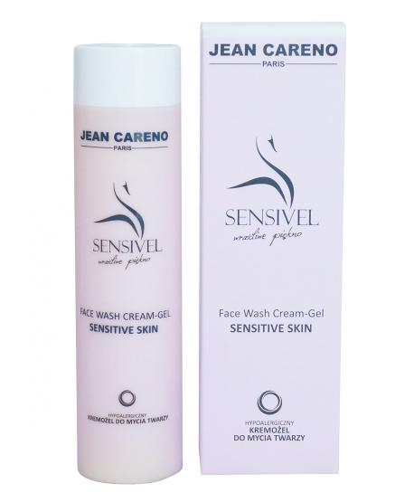 Face wash cream-gel sensitive skin 200 ml