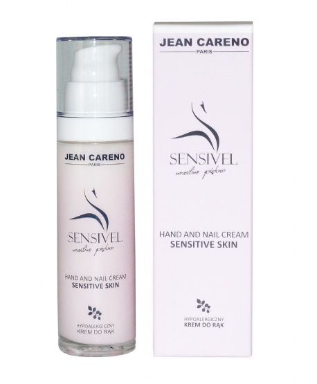 Hand and nail cream sensitive skin 50 ml